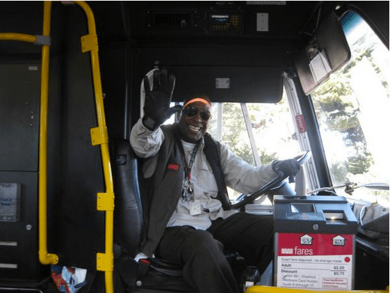 happy muni driver