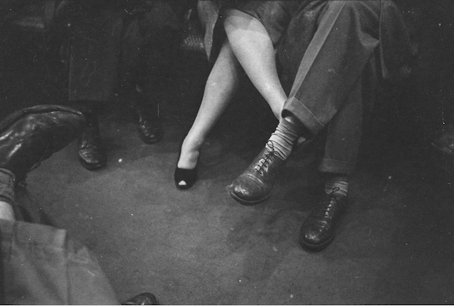 kubrick subway shoes
