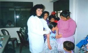 Jornadas de vacunación