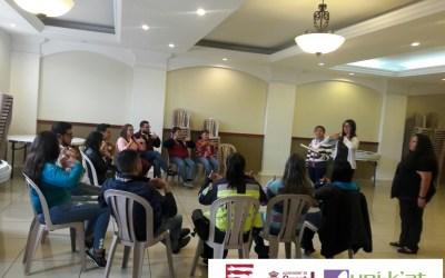 Formación para colectivos y funcionarios municipales sobre accesibilidad.