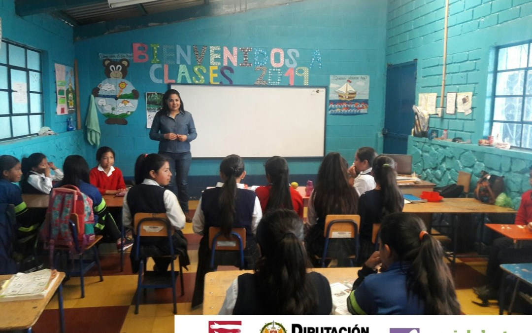 Campaña de comunicación  sobre  Saneamiento, agua y  cambio climático.
