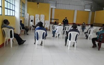 Reactivación de los medios de vida sostenibles de las comunidades del Municipio de San Antonio Sacatepéquez afectadas por la pandemia por COVID-19.