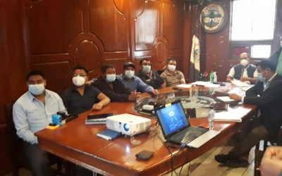 MUNI-K´AT impulsa proyecto de accesibilidad en el municipio de Zunil