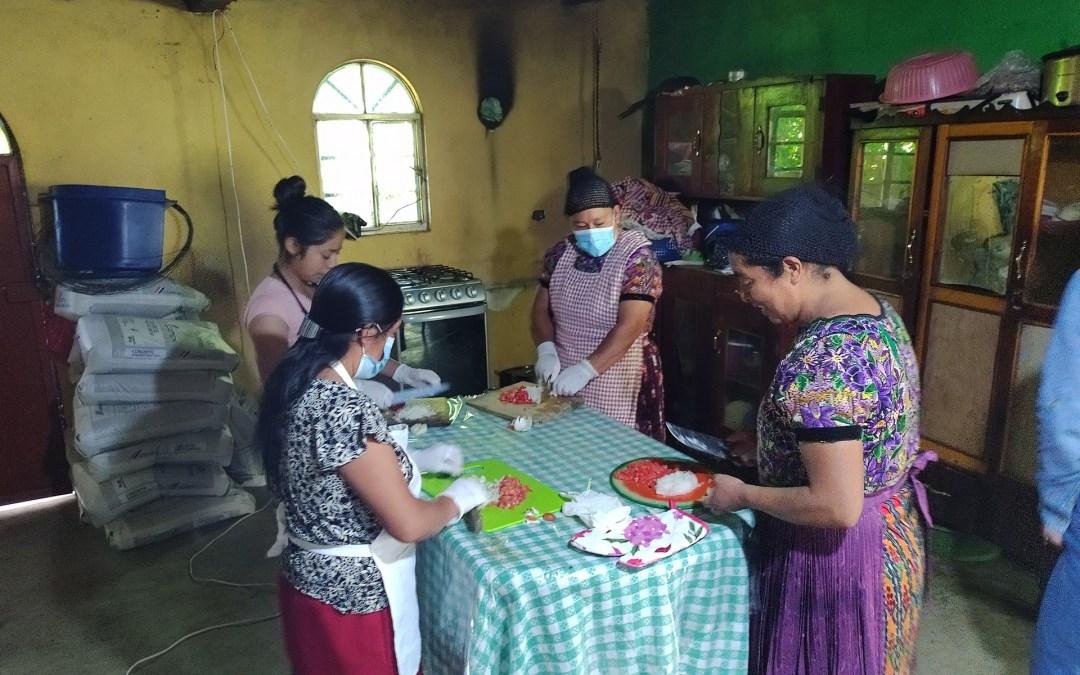 Mejorando la seguridad alimentaria y nutricional de las familias del Municipio de San Antonio Sacatepéquez, Departamento de San Marcos.