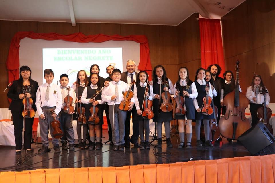 [Educación] Ceremonia de inicio de Año Escolar 2019