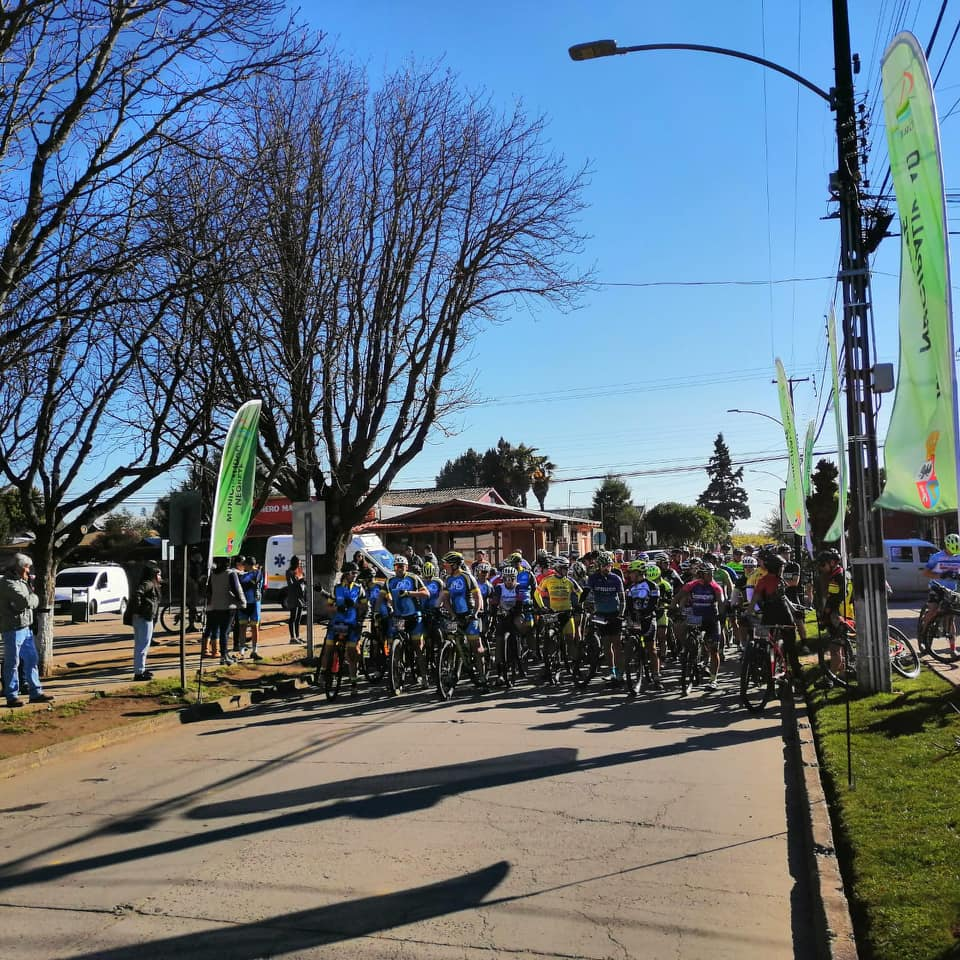 XVII Raid Ciclo Rural Provincia del Biobío – Etapa Negrete