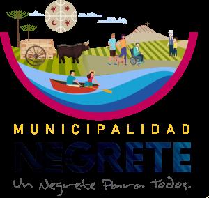 Logo Municipalidad de Negrete 2021