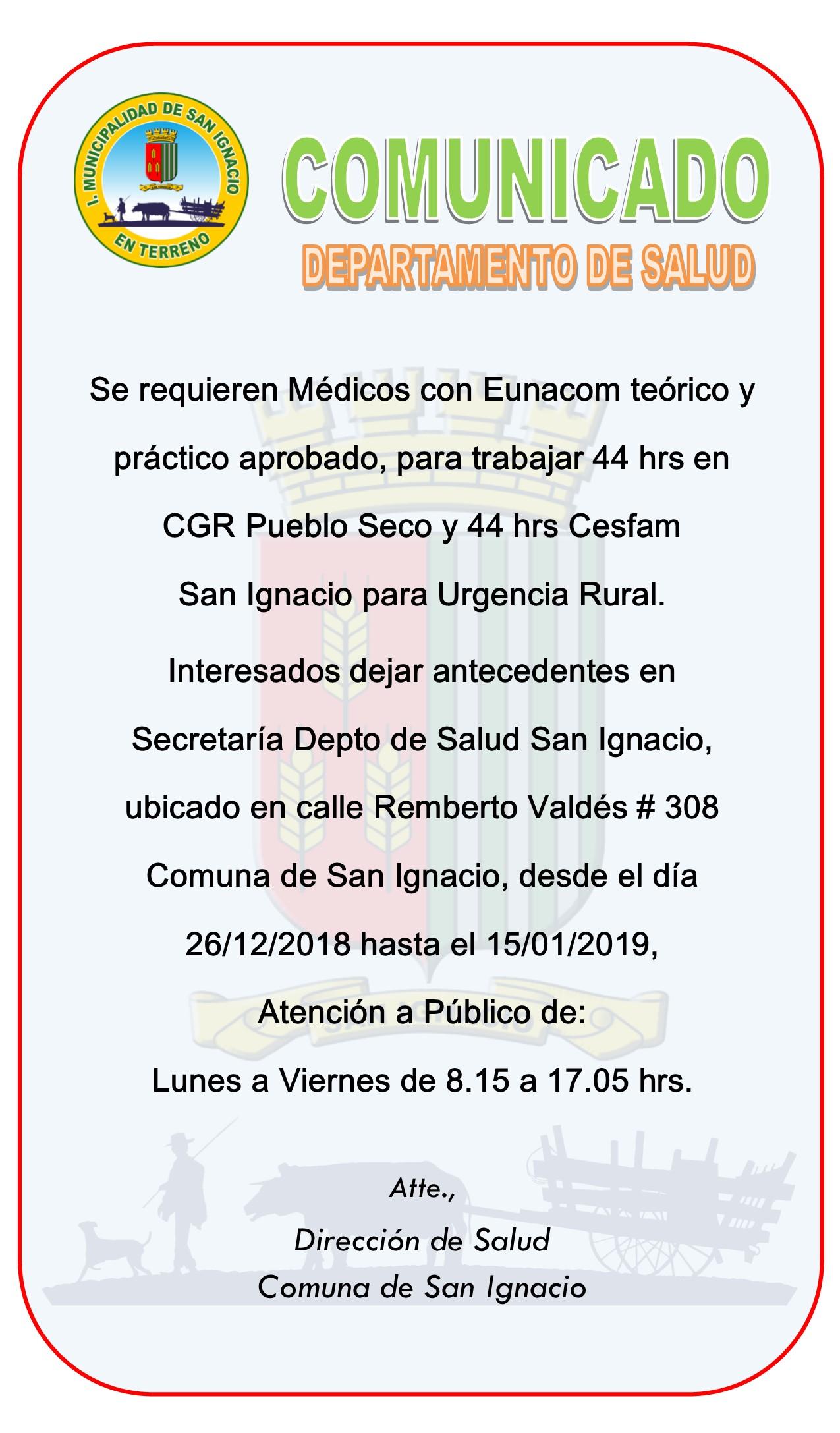 Municipalidad De San Ignacio Sitio Web Oficial De La