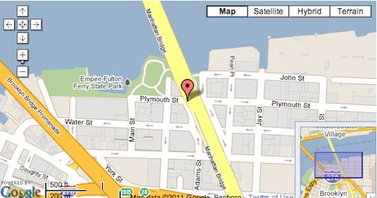 Free Wifi Nyc Map.Free Wifi Hotzone In Nyc Dumbo Neighborhood Brooklyn