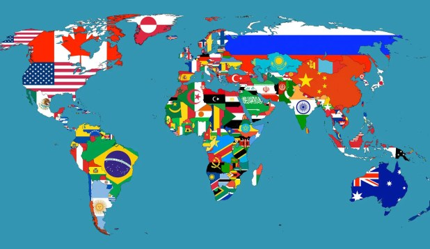 maps of countries