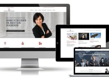 brueckner-steuerberatung-website-design