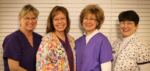 munroe falls dentist hygiene Jenny Chris Betty Sandee
