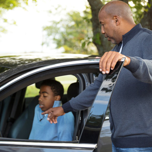 teaching your teen driver safety