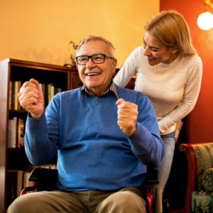 what makes a great nursing home