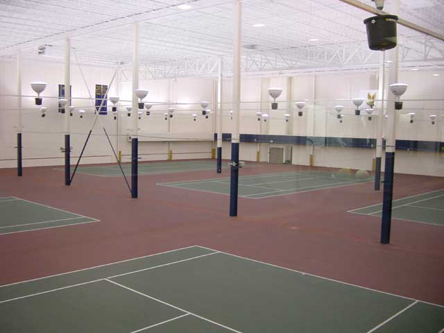 Marquette Tennis Courts