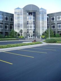 parking lot paving, Milwaukee, asphalt,