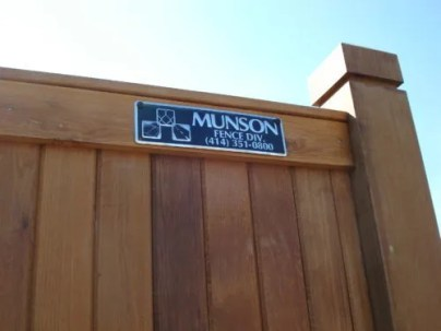Munson Fence Milwaukee Wisconsin, Fences, fence contractors,