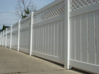 Residential Fence Construction, Fencing
