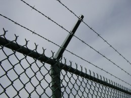 Wisconsin Commercial Fence, Milwaukee Commercial Fence, Barb Wire, Security Fence Milwaukee, Fences,