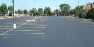 Parking lot construction, Sealcoating, Milwaukee Parking lot repair, Waukesha Parking lot repair, paving