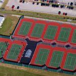 commercial tennis court construction milwaukee