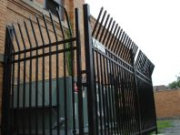 Privacy Fence Commercial, Milwaukee, Fence