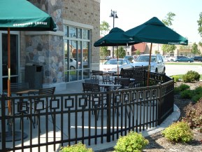 Milwaukee Fence, Commercial Fencing, Milwaukee, Fence repair, fence installation, commercial fence