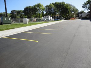 Commercial Paving Wisconsin, Commercial Asphalt Milwaukee, Commercial asphalt