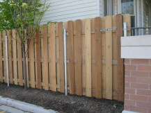 Wooden Fencing Residential