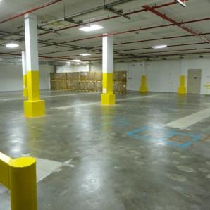 Commercial Concrete, Concrete repair, Concrete Patching, indoor concrete