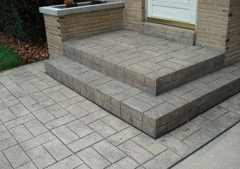 Stamped Concrete, Decorative Concrete, Colored Concrete, Milwaukee Decorative Concrete, paving