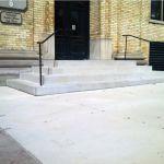 Concrete Repair, Milwaukee, Concrete Steps, mudjacking,commercial Concrete