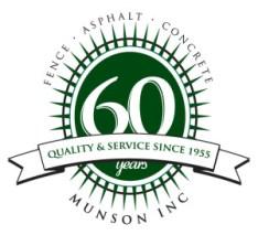 Munson Inc, Milwaukee Asphalt, Sealcoating, Milwaukee