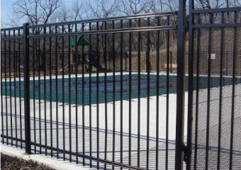 Fence, Fencing, Milwaukee, Fences,