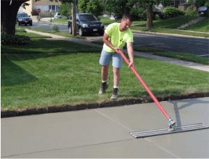 Concrete paving, Milwaukee