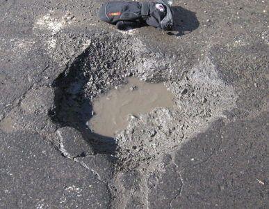 asphalt repair, Milwaukee, Potholes, Parking lot repair