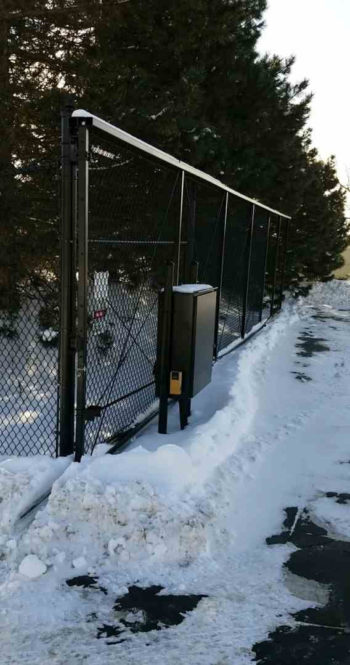 Gate & Gate Operator Issues In Cold Weather/Snow - Munson, Inc