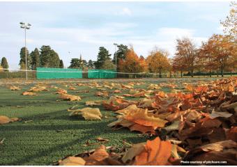 fall picklball, court construction, milwaukee