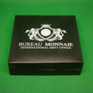Bureau Monnaie muntcassette voor 5 Franken munten