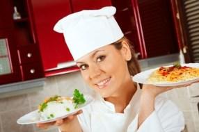 Gesund Essen, auch wenn Sie essen gehen