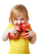 Kalorien verbrennen mit Äpfel