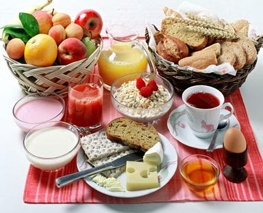 Die Bedeutung von dem Frühstück
