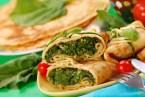 Brokkoli und Spinat, zwei gesunde Gemüse