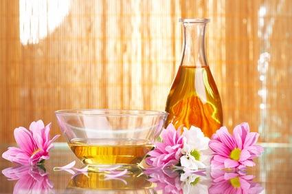 Eine gesunde Haut mit hausgemachten Cremes für normale oder fettige Haut