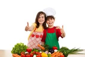 Wie Kinder gesund Essen