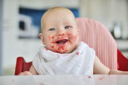 Was ein Baby nicht essen sollten