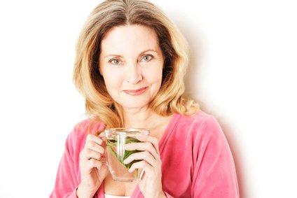 Diät für Frauen in der Menopause
