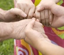 Energie der Hände und ihre außergewöhnliche heilende Kraft