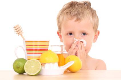 Gesunde und glückliche Kinder mit der Naturmedizin