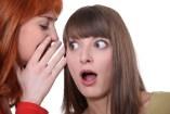 Der Unterschied zwischen Klatsch und Nachricht